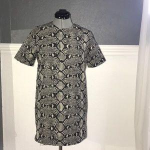 Snake Eyes Dress